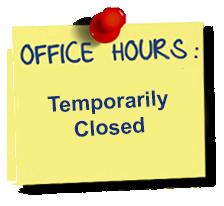 Monday thru Friday 2:30p till 7pm